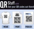 Generate your own trackable, editable, high-res QR codes with a pro-account!